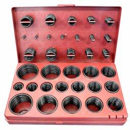 Kit Anéis de Vedação O-Rings com 419 Peças