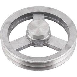 Polia de Alumínio 2 Canais a - 200 mm
