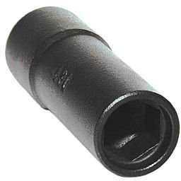 Chave Soquete Sextavado 14 mm com Guia para Porca do Porta Injetores Denso e Euro 3 e 5