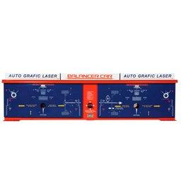 Alinhador de Direção a Laser
