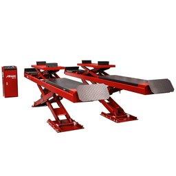 Rampa de Alinhamento Pantográfica Vermelha 4500kg