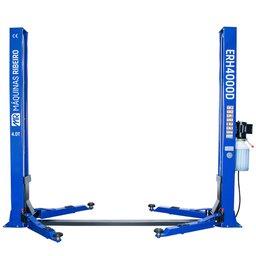 Elevador Automotivo Hidráulico Double Lock Azul Mono 4000kg 220V