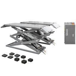 Elevador Pantográfico 3500 kg 220V Mono Cinza