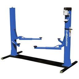 Elevador Automotivo Azul Trifásico 2.600Kg