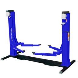 Elevador Automotivo Azul Trifásico 4CV 4 Toneladas
