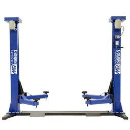 Elevador de 4 Toneladas Monofásico Azul 4000 Kg