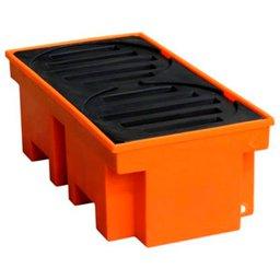 Bacia de Contenção Plástica para 02 Tambores de 200 Litros