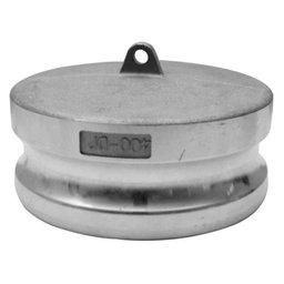 Tampa para Acoplador Camlock Alumínio Tipo DP 1.1/4 Pol.