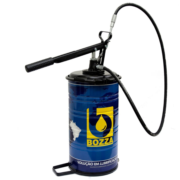 Bomba Manual para Graxa com Reservatório 14 Kg