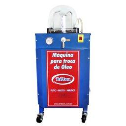 Máquina para Troca de Óleo a Vácuo 220 V 50 Litros