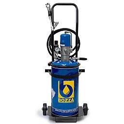 Propulsora Pneumática para Graxa com Reservatório de 14 kg - 11015-G2