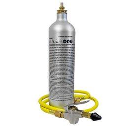 Kit Flushing de Limpeza de Sistema de Ar Condicionado Automotivo
