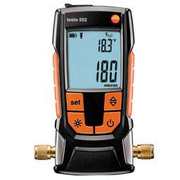Vacuômetro Digital 552 com Bluetooth para Sistema de Refrigeração