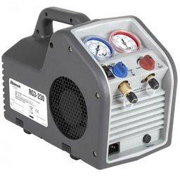 Máquina de Recuperação de Fluido Refrigerante 1/3Hp 220V