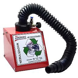 Nebulizador com Prolongador e Direcionador de Ar