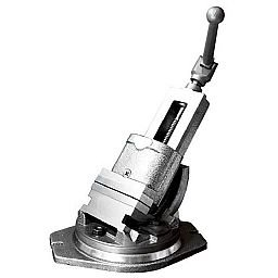 Morsa Giratória para Máquina Reclinável 80mm