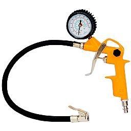 Calibrador de Pneus e Medidor de Pressão 0 a 220PSI