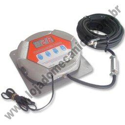 Calibrador digital de parede para pneus