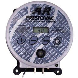 Calibrador de Pneus 05 a 150 PSI 220V 3.1/2 Pol. Dígitos
