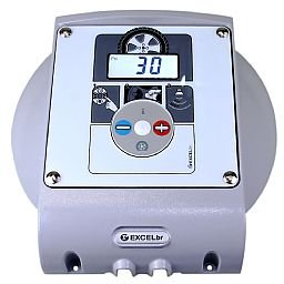 Calibrador de Pneus Eletrônico Jumbo 4 - 145 PSI 220V