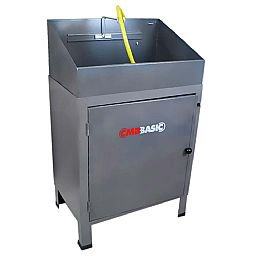 Lavadora Fechada e Desmontável com Reservatório de 10 Litros 110V