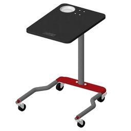 Bancada Móvel com 4 rodas para Equipamentos Eletrônicos
