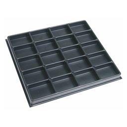 Estojo Porta Componentes 20 Compartimentos