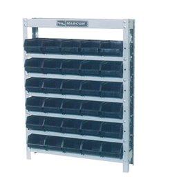 Estante Porta Componentes com 30 Caixas Nº3