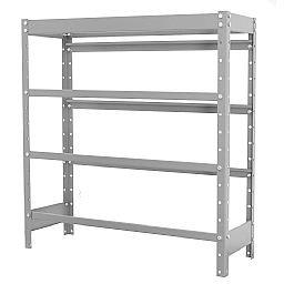Estrutura para Estante Porta-Componentes para 9 Caixa Número 7