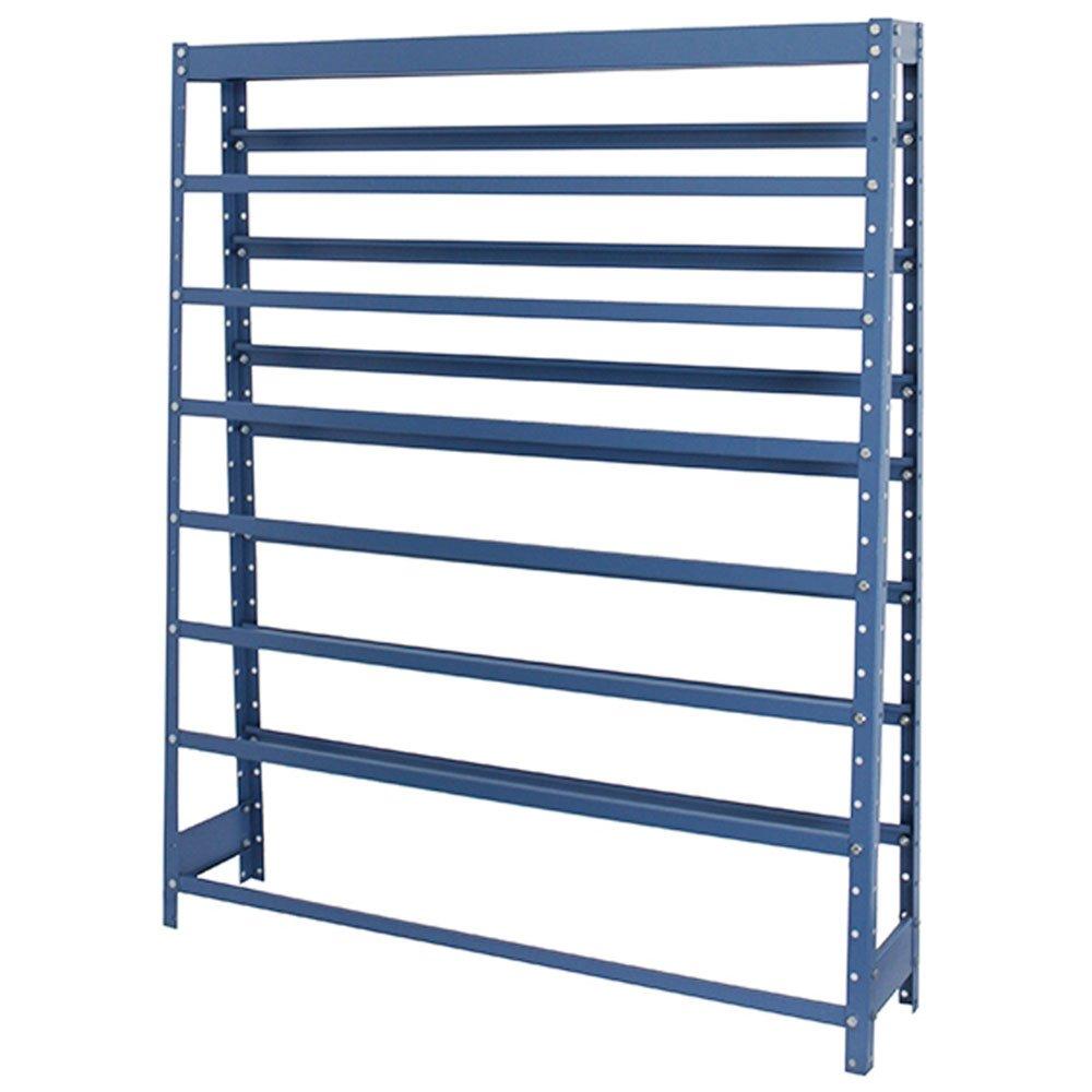Estante Porta Componentes Azul para 49 Caixas Nr. 3 5 e 7