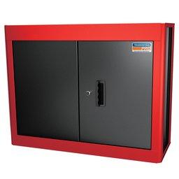 Painel para ferramentas superior pequeno 2 portas vermelho