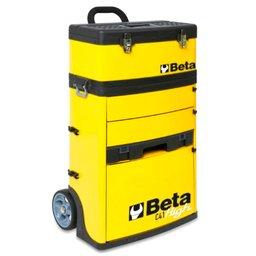 Carro para Ferramentas Tipo Trolley Amarelo