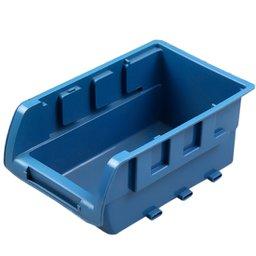 Gaveta Plástica Azul para Componentes Nº 3