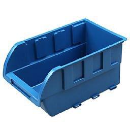 Gaveta Plástica Azul para Componentes n°5