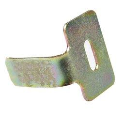 Gancho de Apoio Curto-Horizontal de 30mm para Painel de Ferramenta