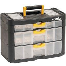 Organizador Plástico OPV 0400 400 x 200 x 285 mm