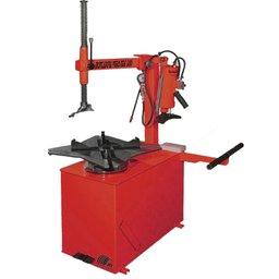 Montadora Elétrica Trifásico de Pneus para Motos Vermelha 220V
