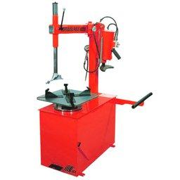 Montadora Elétrica  Vermelha de Pneus Monofásica
