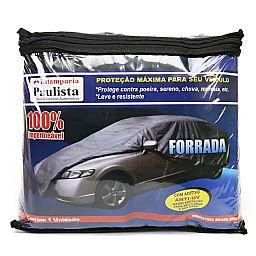 Capa Forrada para Cobrir Automóveis Tamanho G
