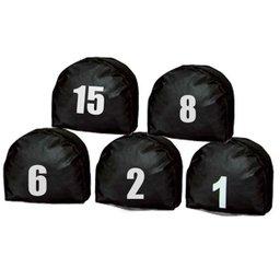Jogo de Prismas Pretos com Número de 1 a 15