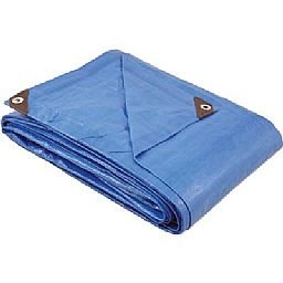 Encerado de polietileno 3mx2m azul
