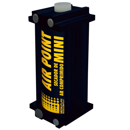 Secador de Ar por Absorção para Ponto-de-Uso 10PCM