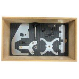 Kit de ferramentas para Sincronismo dos Veículos Volvo T4 e T5 Motores 1.6 e 2.0