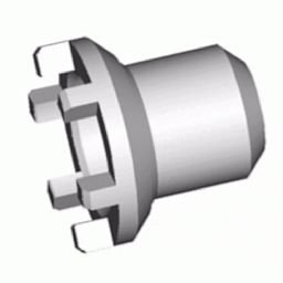 Chave de garras Encaixe de 3/4 Pol. com 98mm