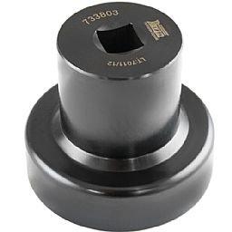 Chave Oitavada de 116mm para a Calota Dianteira de Caminhões