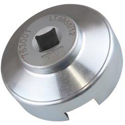 Chave Sextavada de 95 mm e Encaixe de 3/4 Pol. para Calota do Cubo de Roda