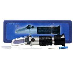 Refratômetro Manual Portátil para Radiador, Bateria e Solução de Limpeza