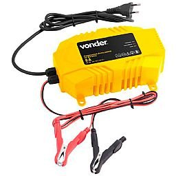 Carregador Elétrico Inteligente para Baterias 12V 220V