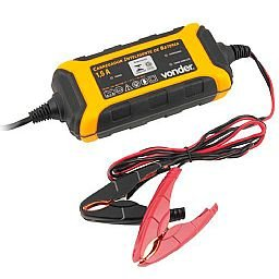 Carregador Inteligente de Bateria 1,5A 12V 110V