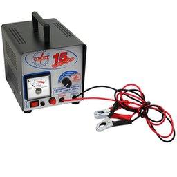 Carregador de Bateria 15A Moto Car